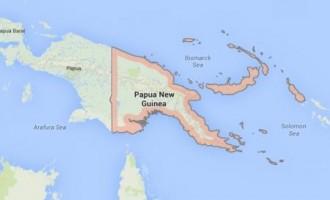 papua new guinea 330 200