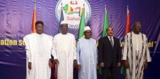 G5 SahelPresidents